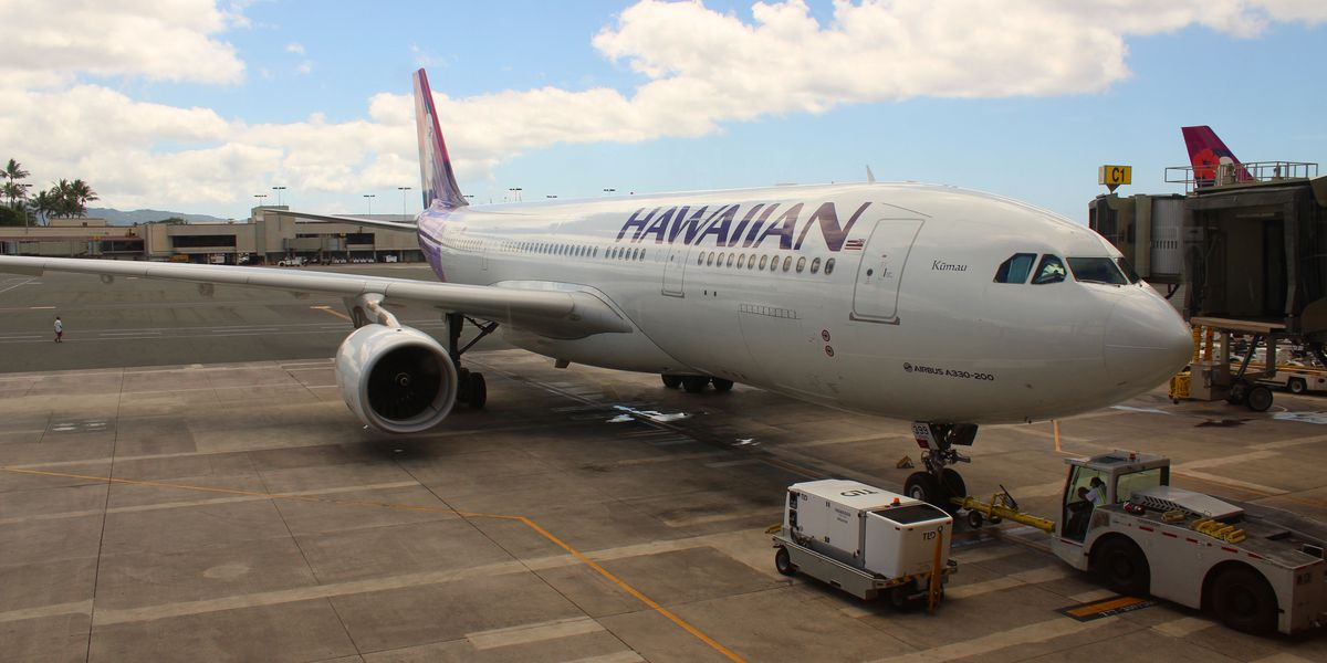 Hawaiian Airlines to transport 2M face masks to the islands