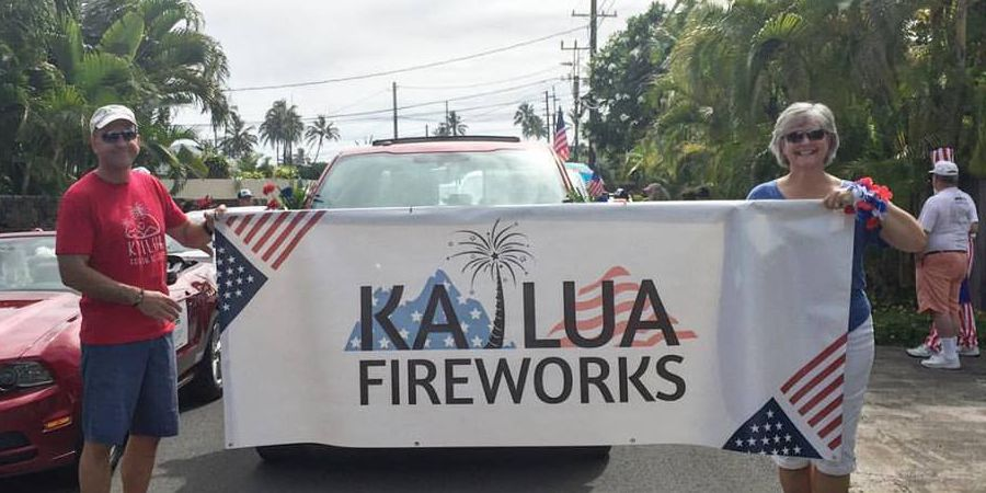 Community support ensures popular Kailua fireworks show goes on
