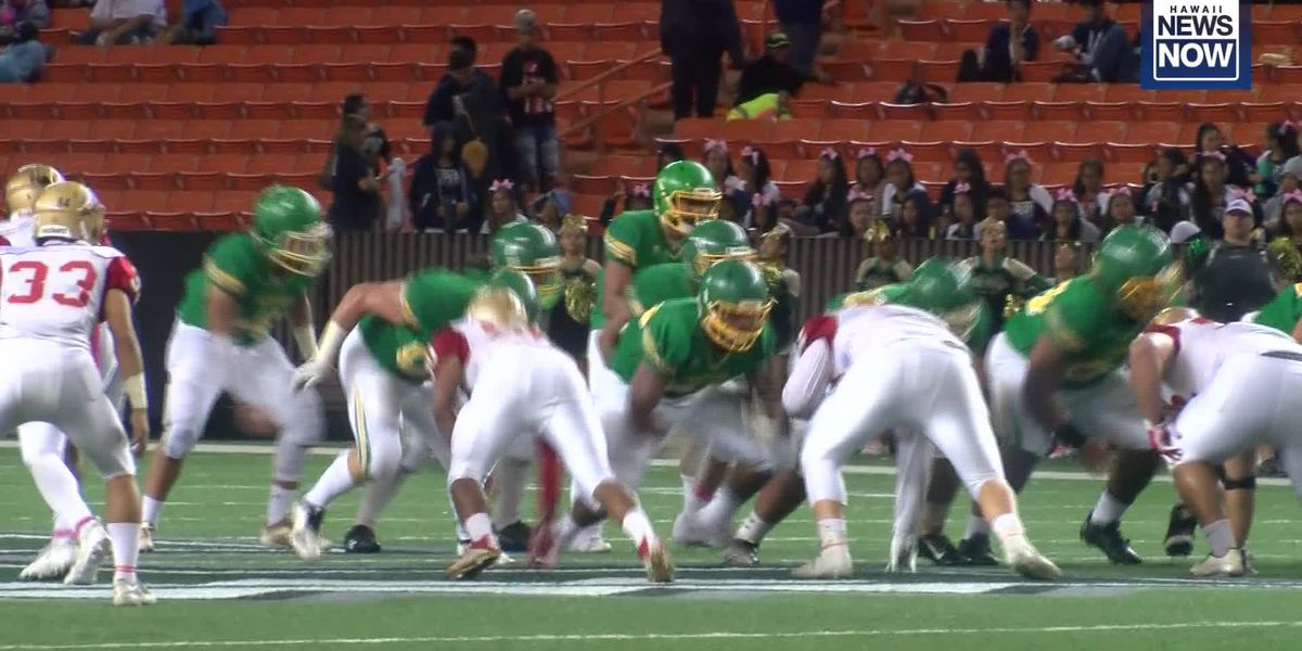 'It's been a special journey:'Despite small roster size Kaimuki Bulldogs prove they have the bark an