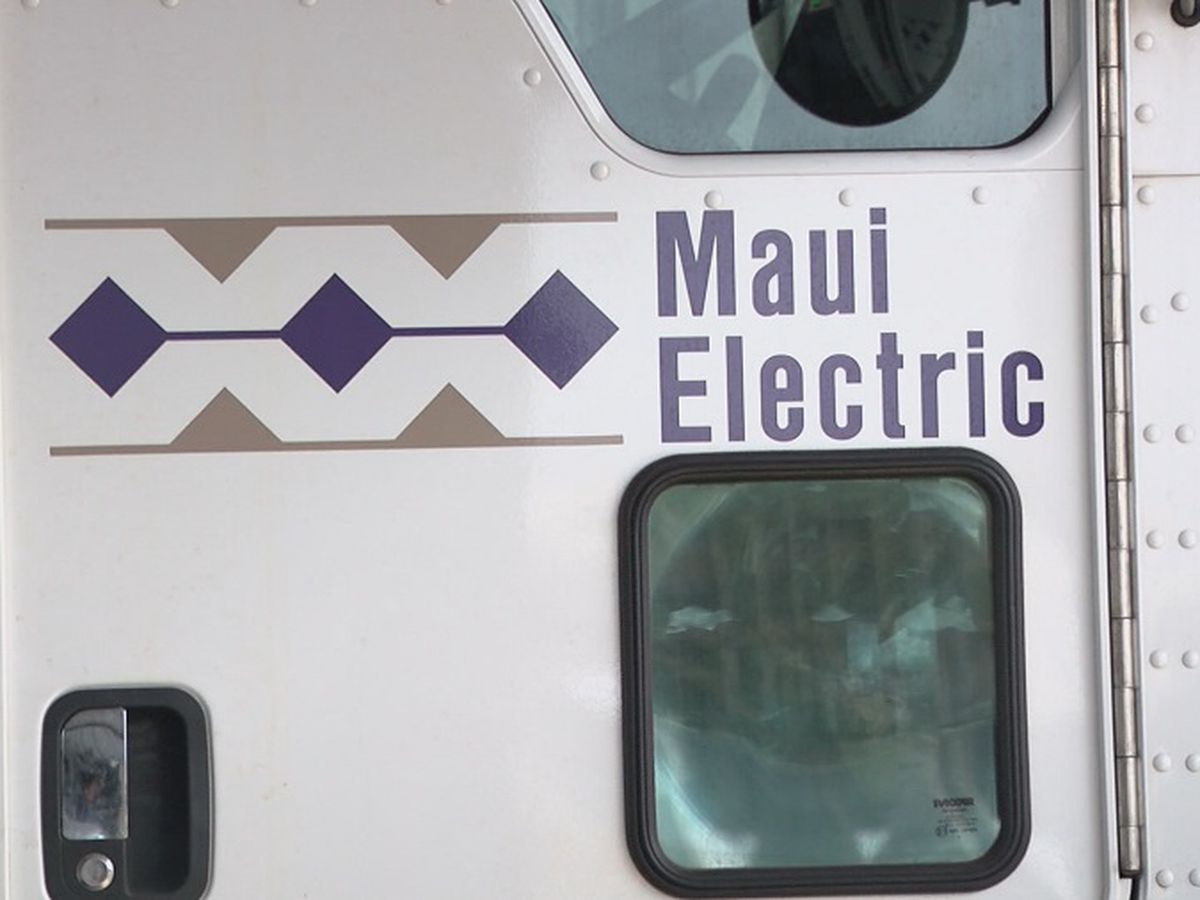 Electric company on Maui sees decade-high rise in demand