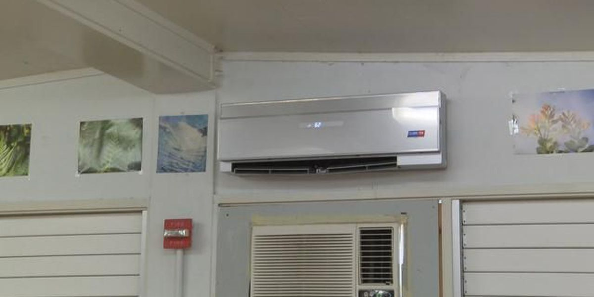 High bids stall air conditioning for some classrooms
