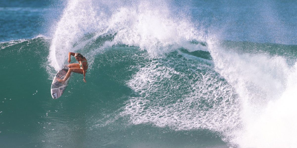 Today's pro women surfers ride a wave that started with the sport's trailblazers