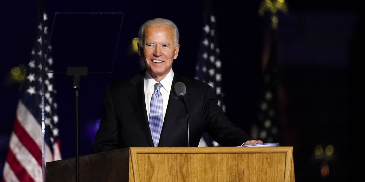 Biden defeats Trump for White House, says 'time to heal'