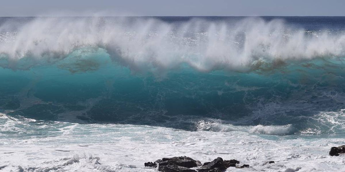 High Surf Warning extended through Thursday