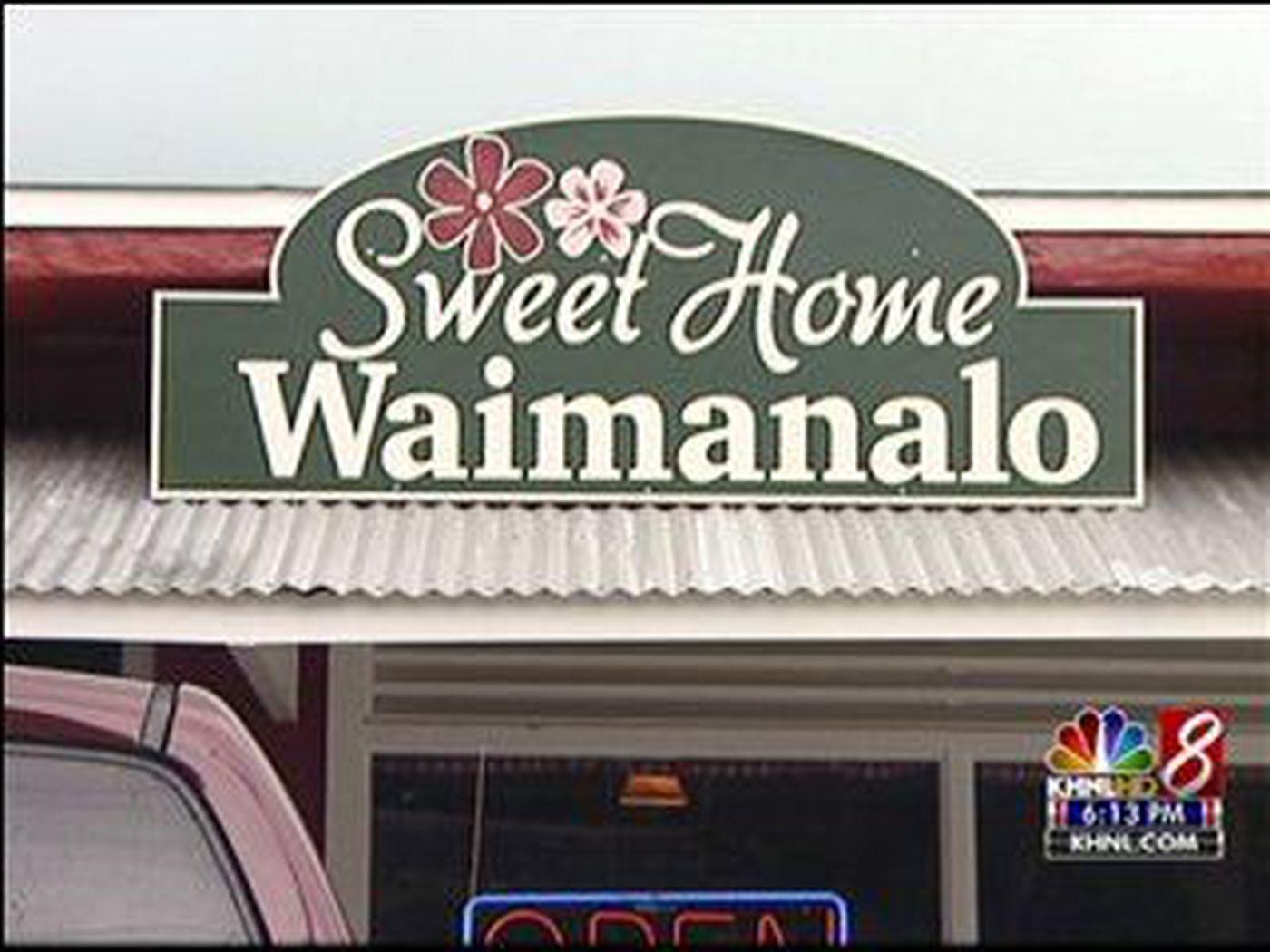 Cheap Eats Sweet Home Waimanalo