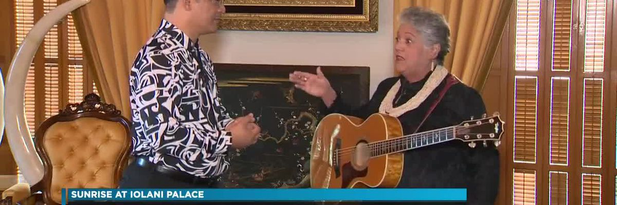 King Kalakaua was a an avid songwriter during his time as ruler