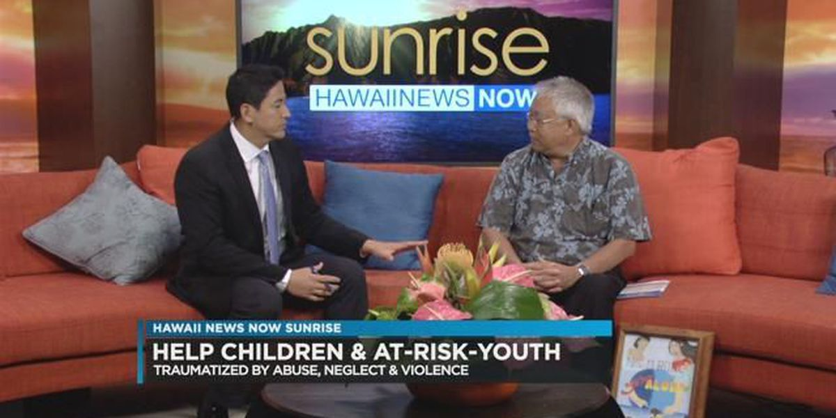 International summit aims to help youth traumatized by abuse, neglect, violence