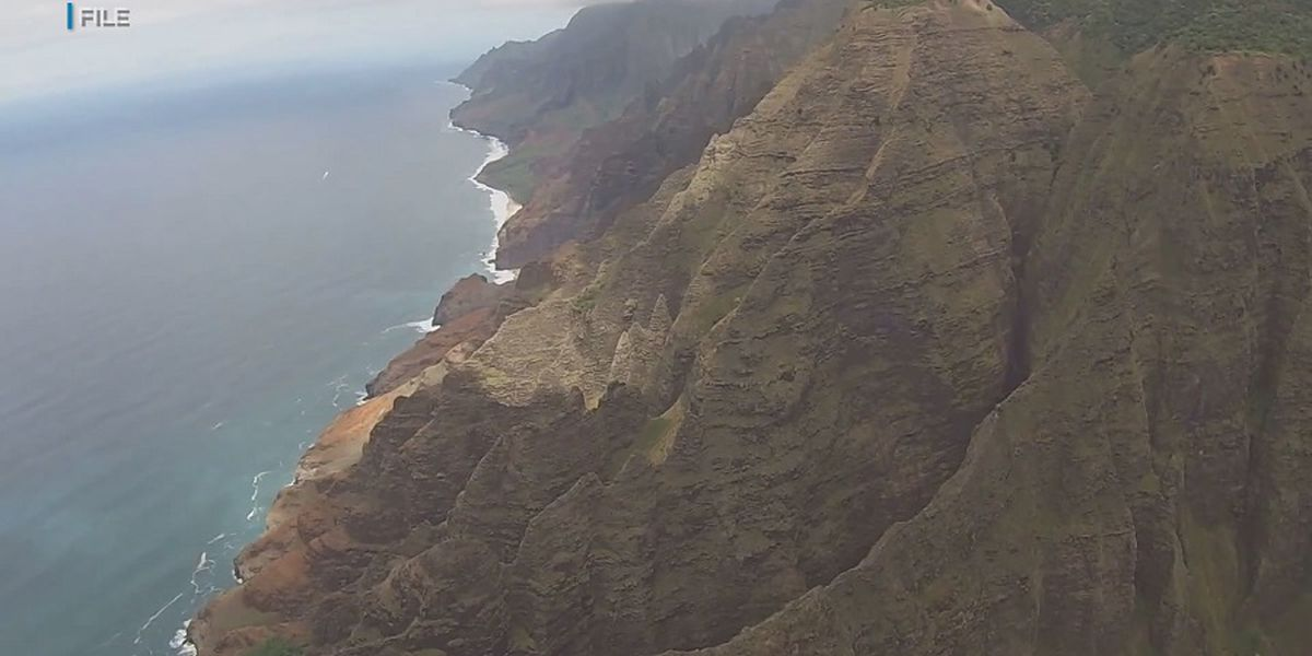 Kapaa man, 41, dies while hiking Kauai's Kalalau Trail