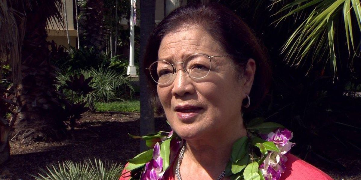 U.S. Sen. Mazie Hirono to undergo surgery to remove lesion from rib in cancer battle