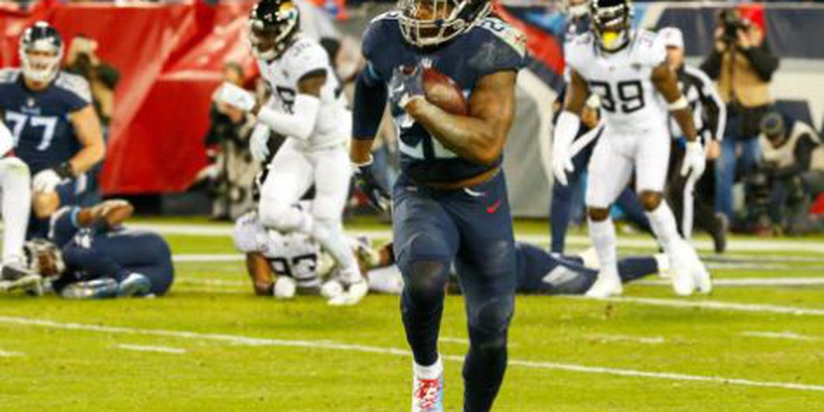 Mariota, Titans improve to 7-6 with 30-9 win over Jaguars