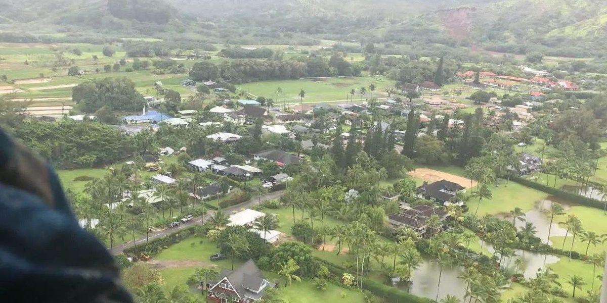 Tourism authority says Kauai remains open for visitors despite flooding