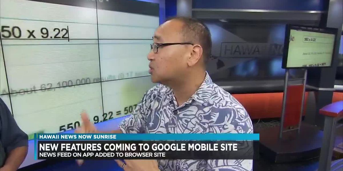 Geek Beat: Google to release new, competitive tech