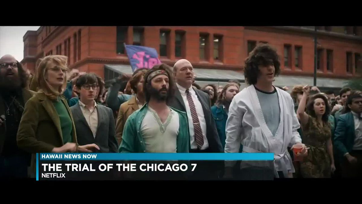 Terry Hunter reviews THE TRIAL OF THE CHICAGO 7