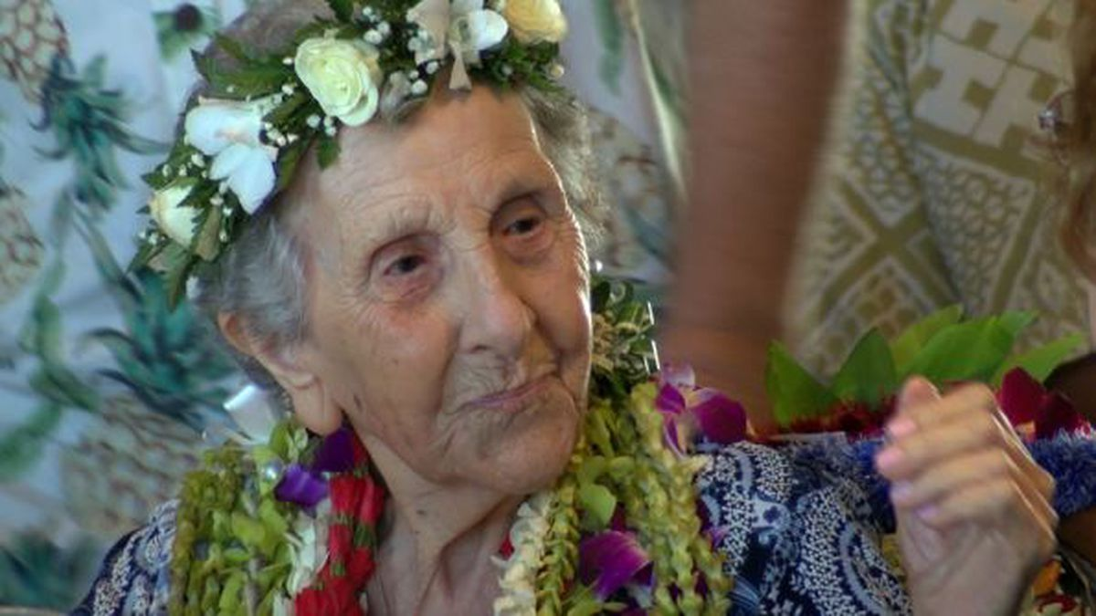 Florence Puana, key figure in case against Kealohas, dies at 100