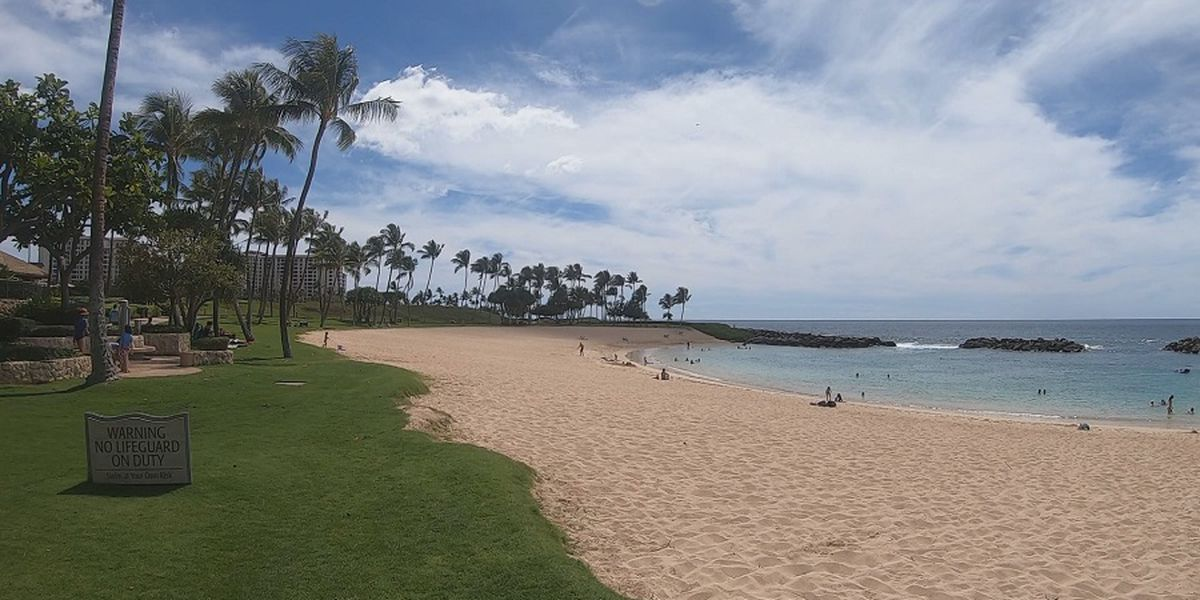 Ko Olina to restrict public access to some of its lagoons for safety reasons
