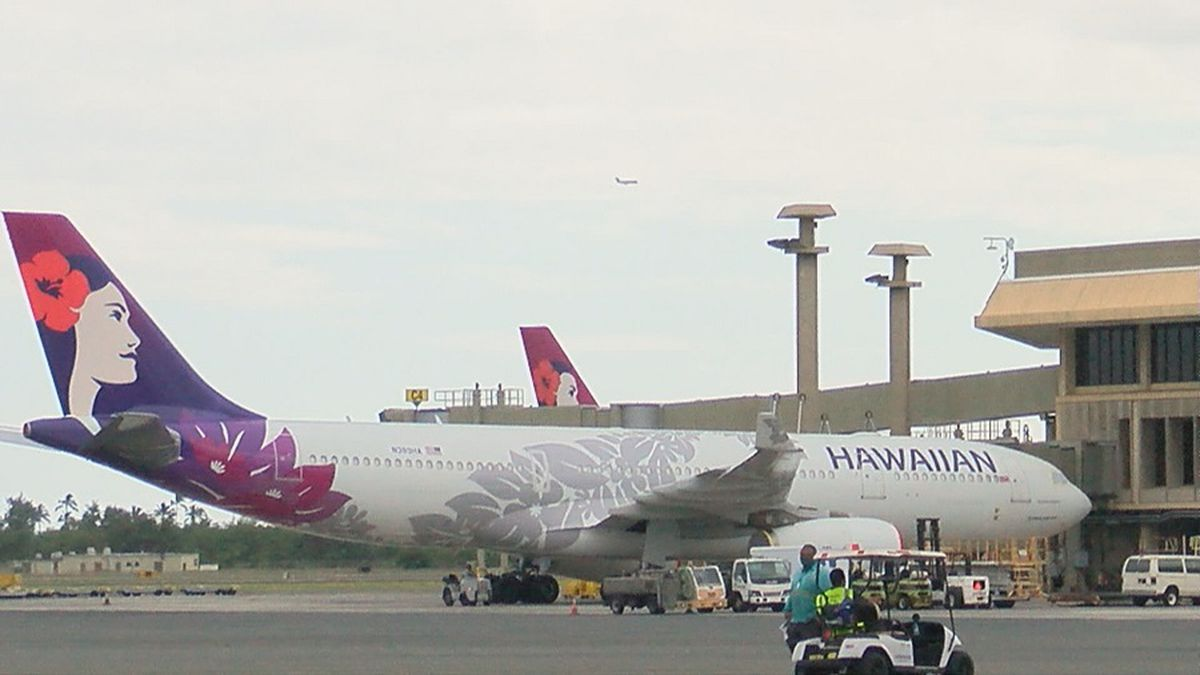 Cluster of COVID-19 cases involving Hawaiian Airlines employees stands at 15