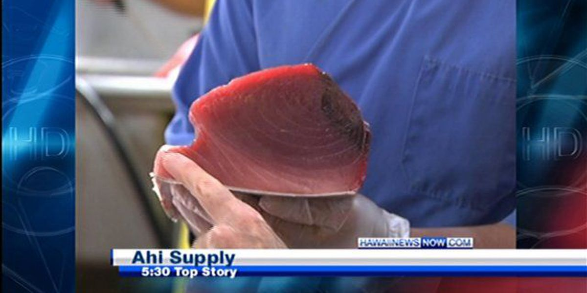 Fishery managers consider limiting ahi catch