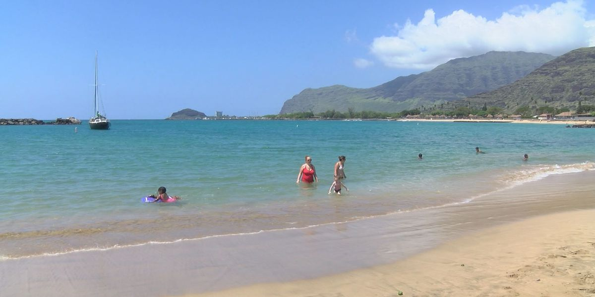 Sick beachgoers say 'cesspool' at Pokai Bay is source of infections