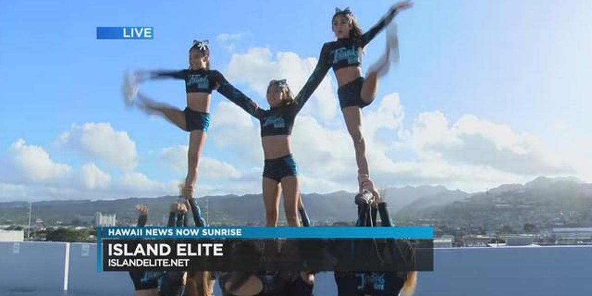 Island Elite cheer team wins top honors at national competition