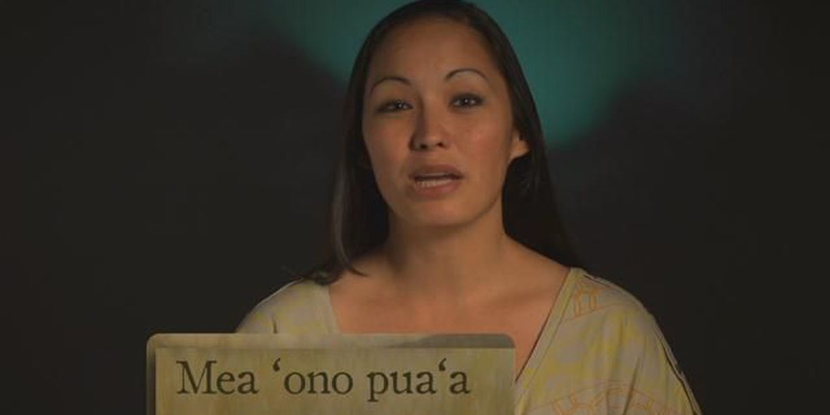 Hawaiian Word of the Day: Mea ono puaa