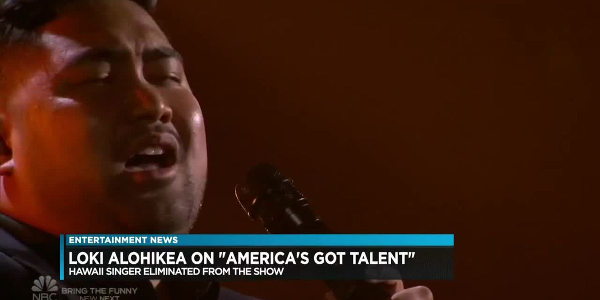 Entertainment: Hawaii singer auditions for 'America's Got Talent'