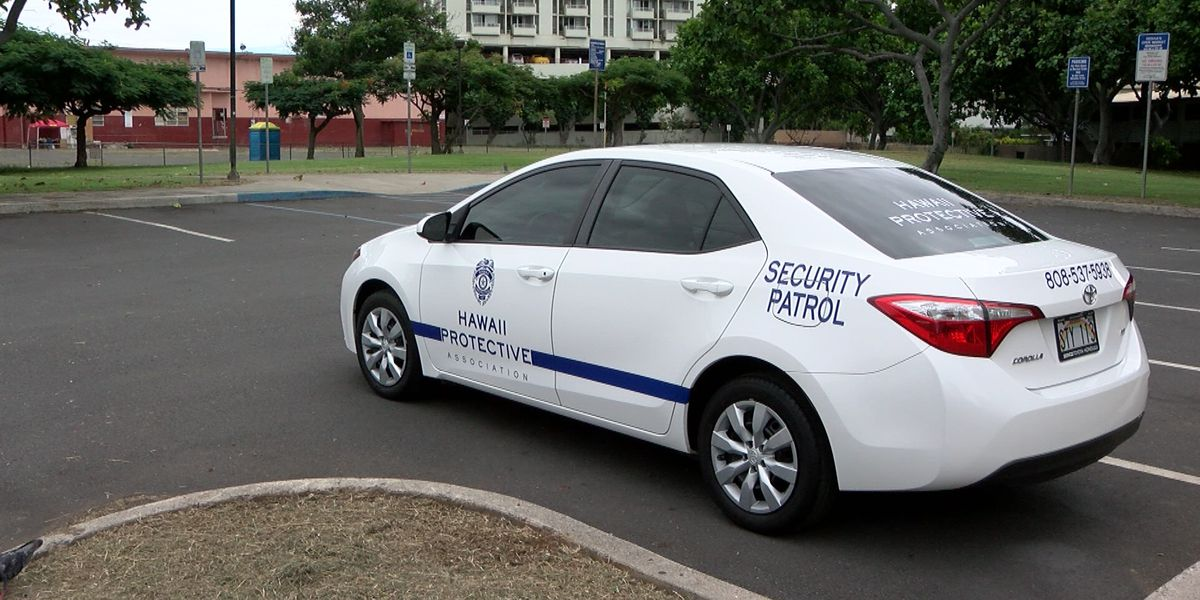 City to implement new security program to patrol Honolulu parks 24/7