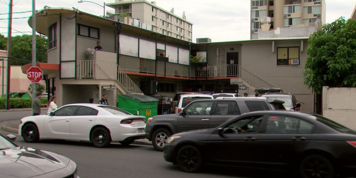 Honolulu spa suspected of promoting prostitution raided