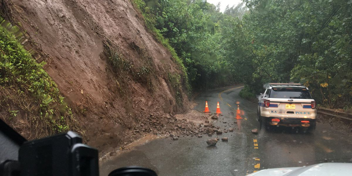 2 months after historic flooding on Kauai, mayor says 'there's much more to look at'