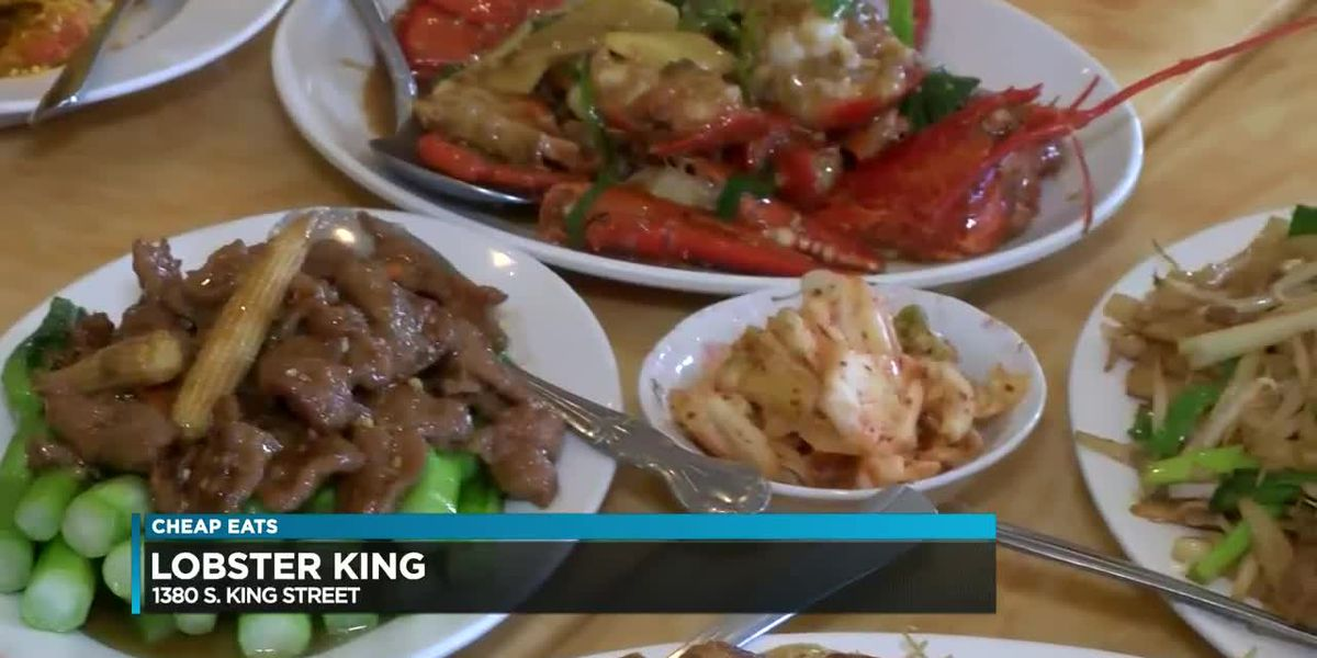 Cheap Eats: Lobster King
