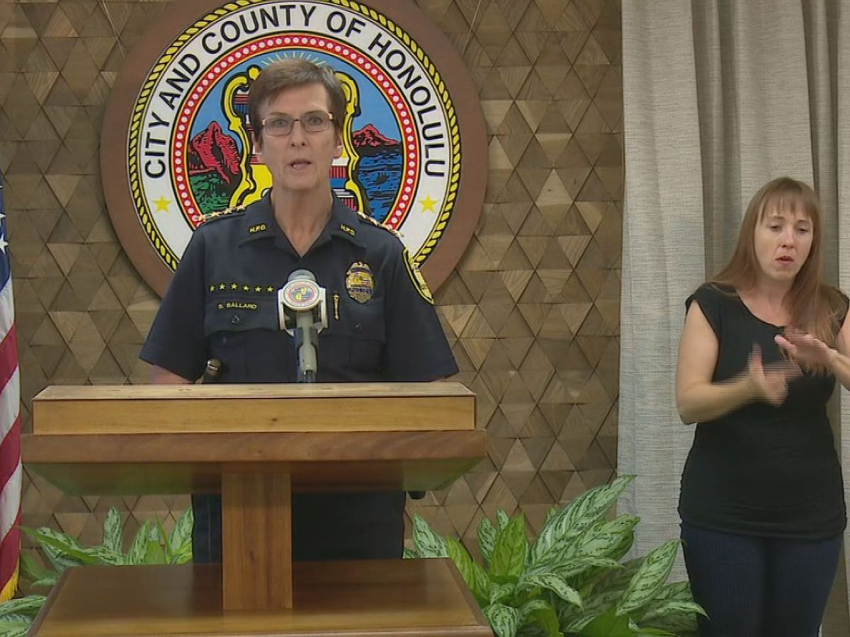 Oahu, Maui to enforce stay-at-home order with nighttime curfew over Easter weekend