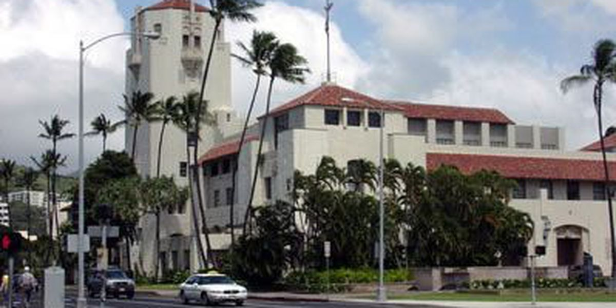 Honolulu city furlough days; what's affected