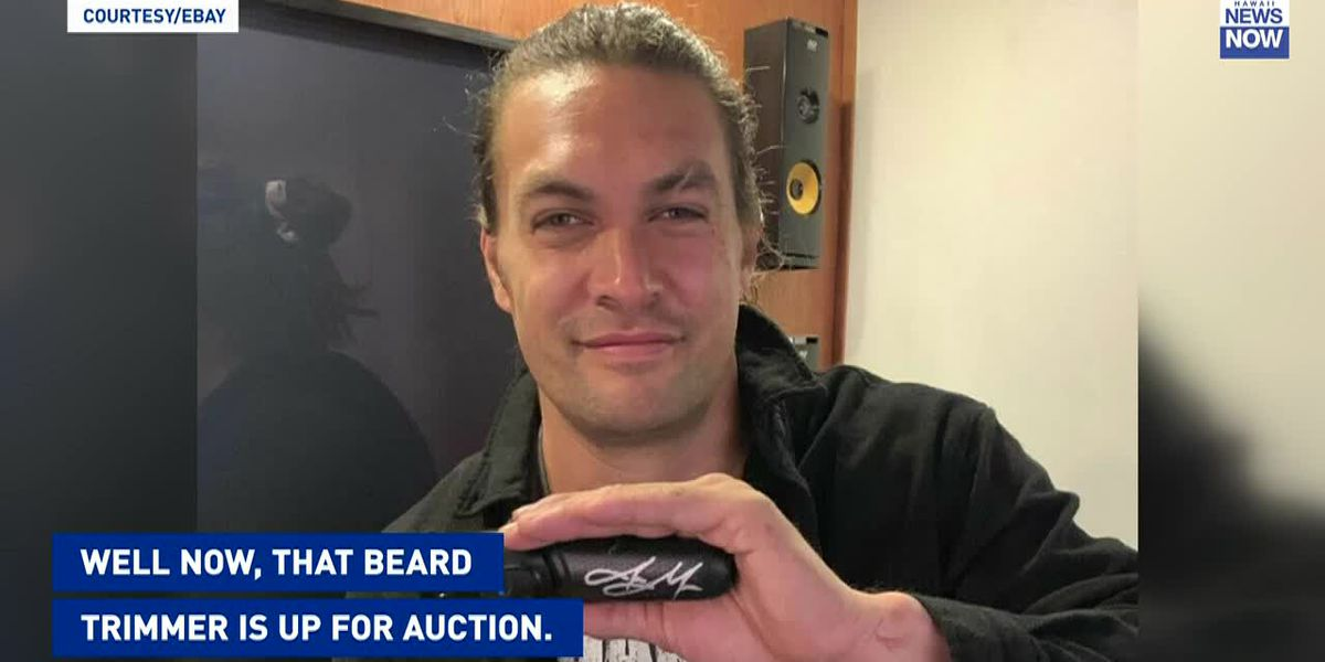 For the Jason Momoa super-fan: Buy the hair trimmer he used to shave his beard