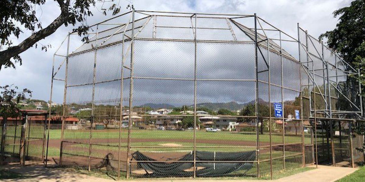 Baseball coach fights for control of Kaimuki park dedicated to his 2018 LLWS team