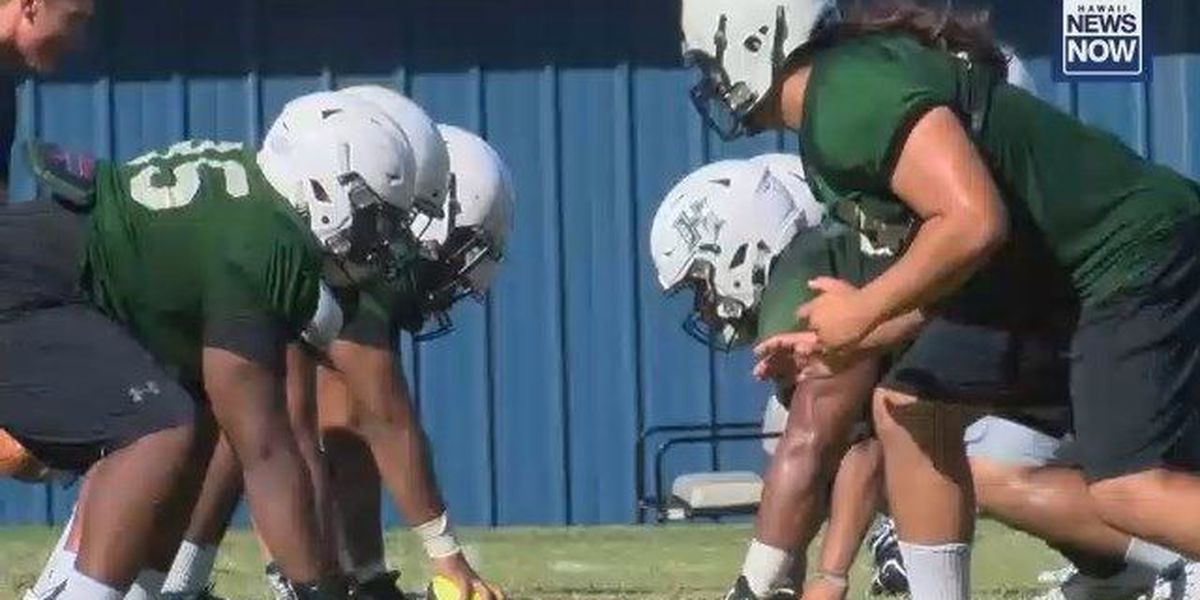 UH football player tests positive for COVID-19; fall camp postponed
