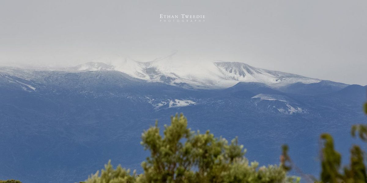 Blizzard Watch posted for Big Island summits