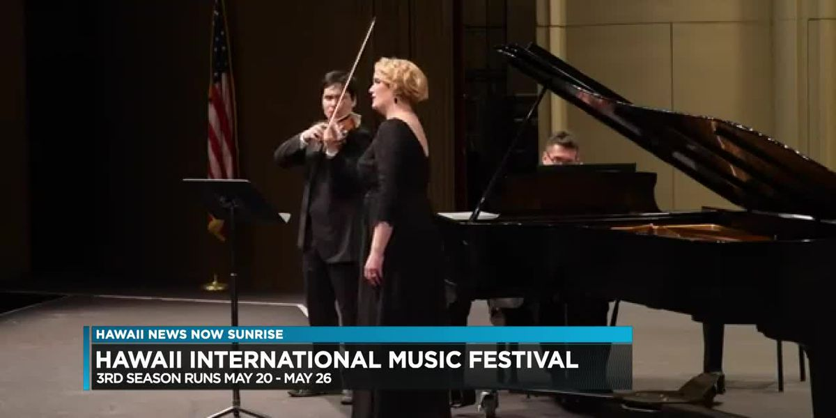 Music festival to feature internationally acclaimed musicians