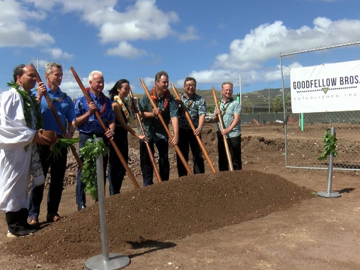 Groundbreaking ceremony marks start of affordable housing project in Kapolei