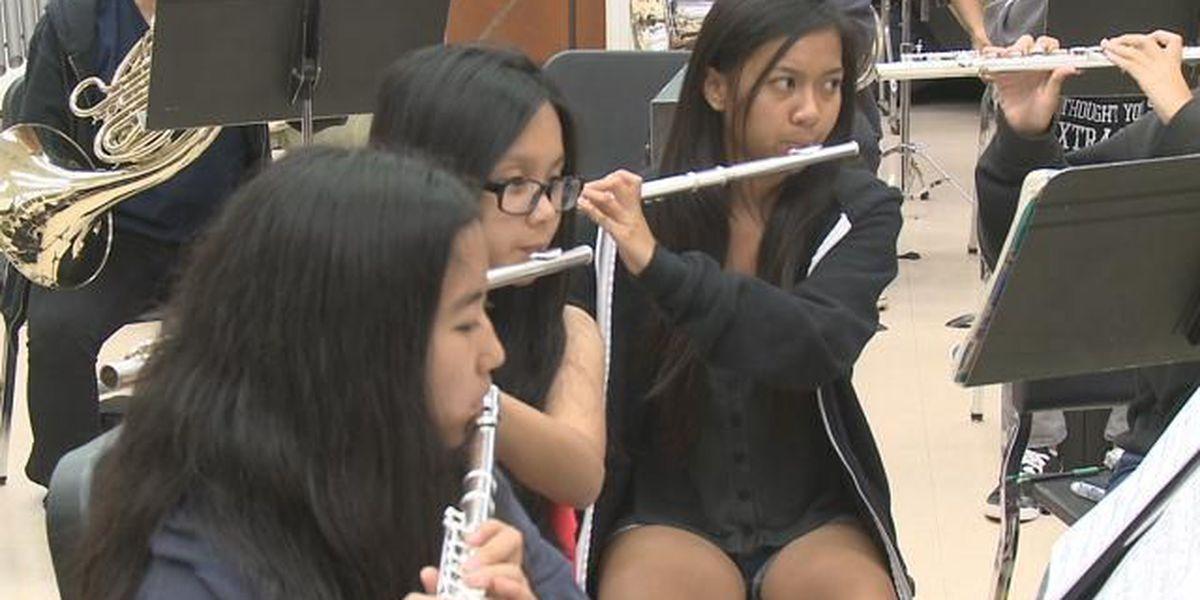 SOTR McKinley: McKinley band to perform at Carnegie Hall