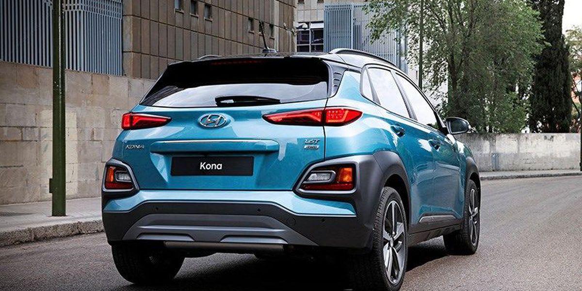 Newest Hyundai SUV an homage to Big Island's Kona