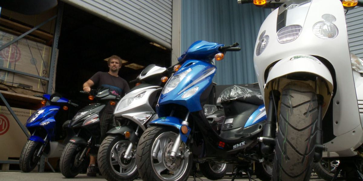 City ordinance bans excessively noisy, modified mopeds and motorcycles