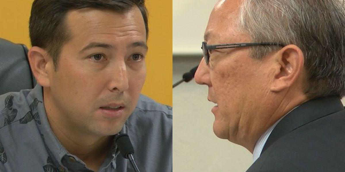 Conflict arises between Caldwell administration, Ozawa at budget hearing