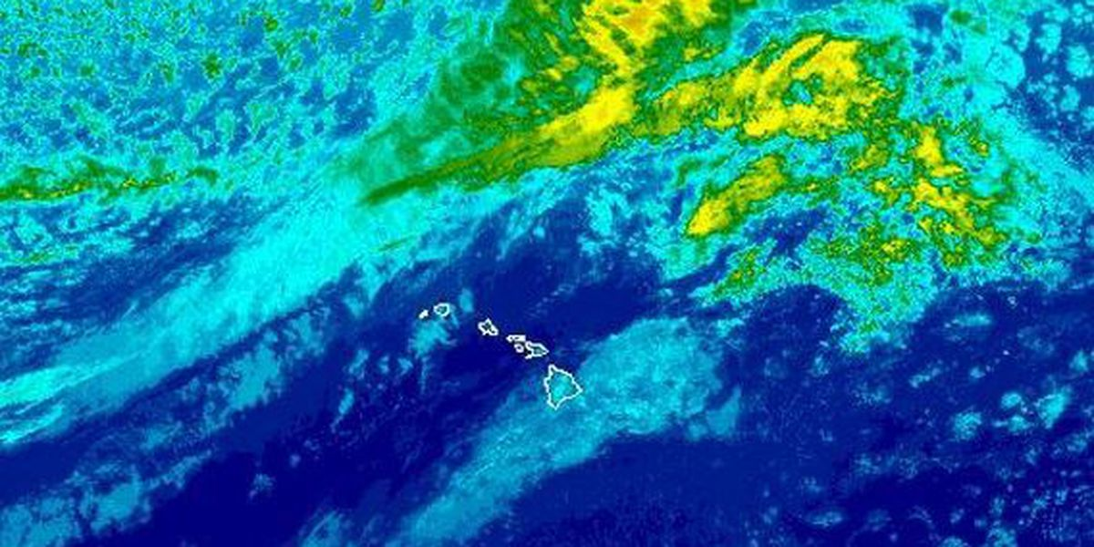Winds gradually diminish as cold front passes through state