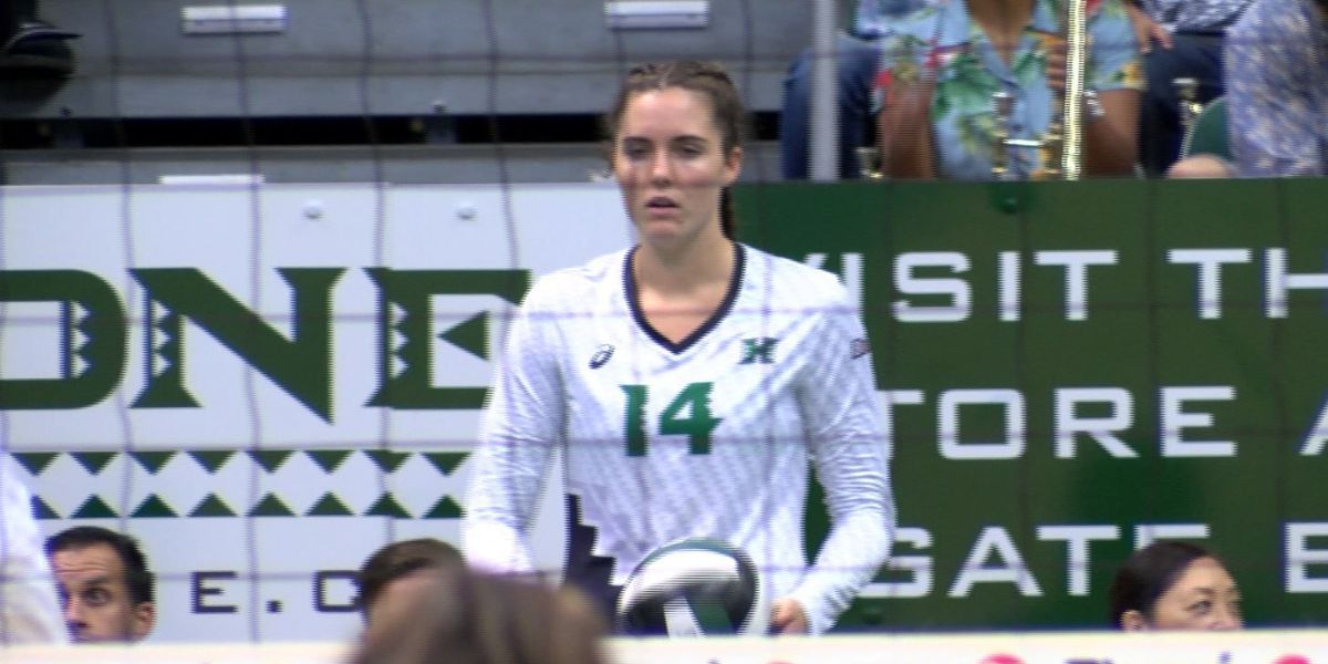 Wahine clinch share of Big West conference title with 18th straight win
