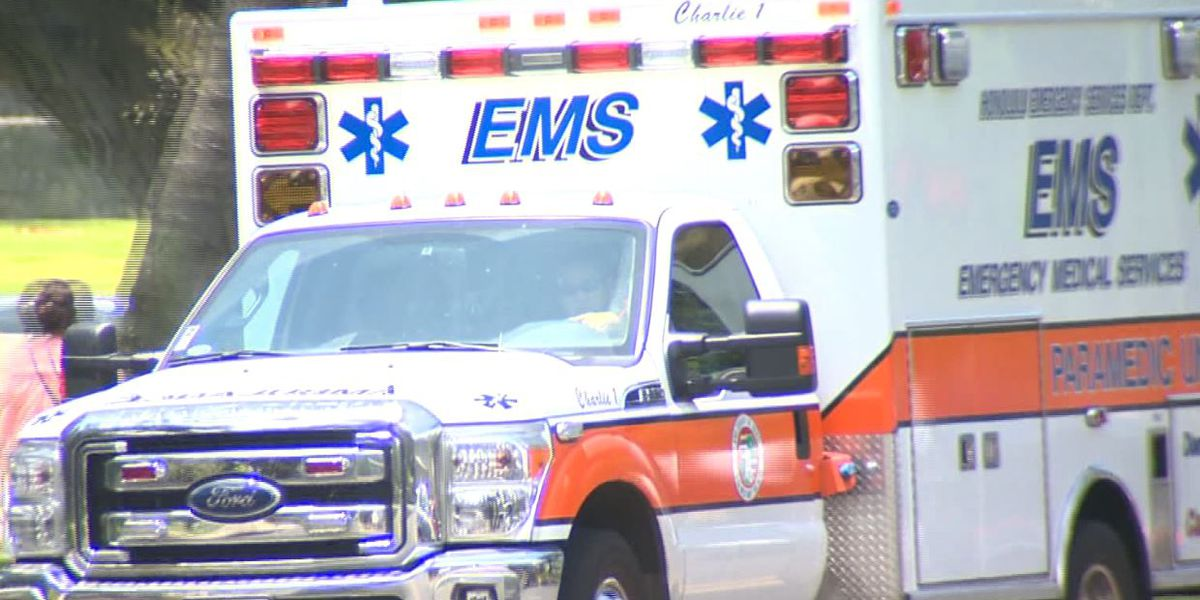 Second EMS worker tests positive for COVID-19