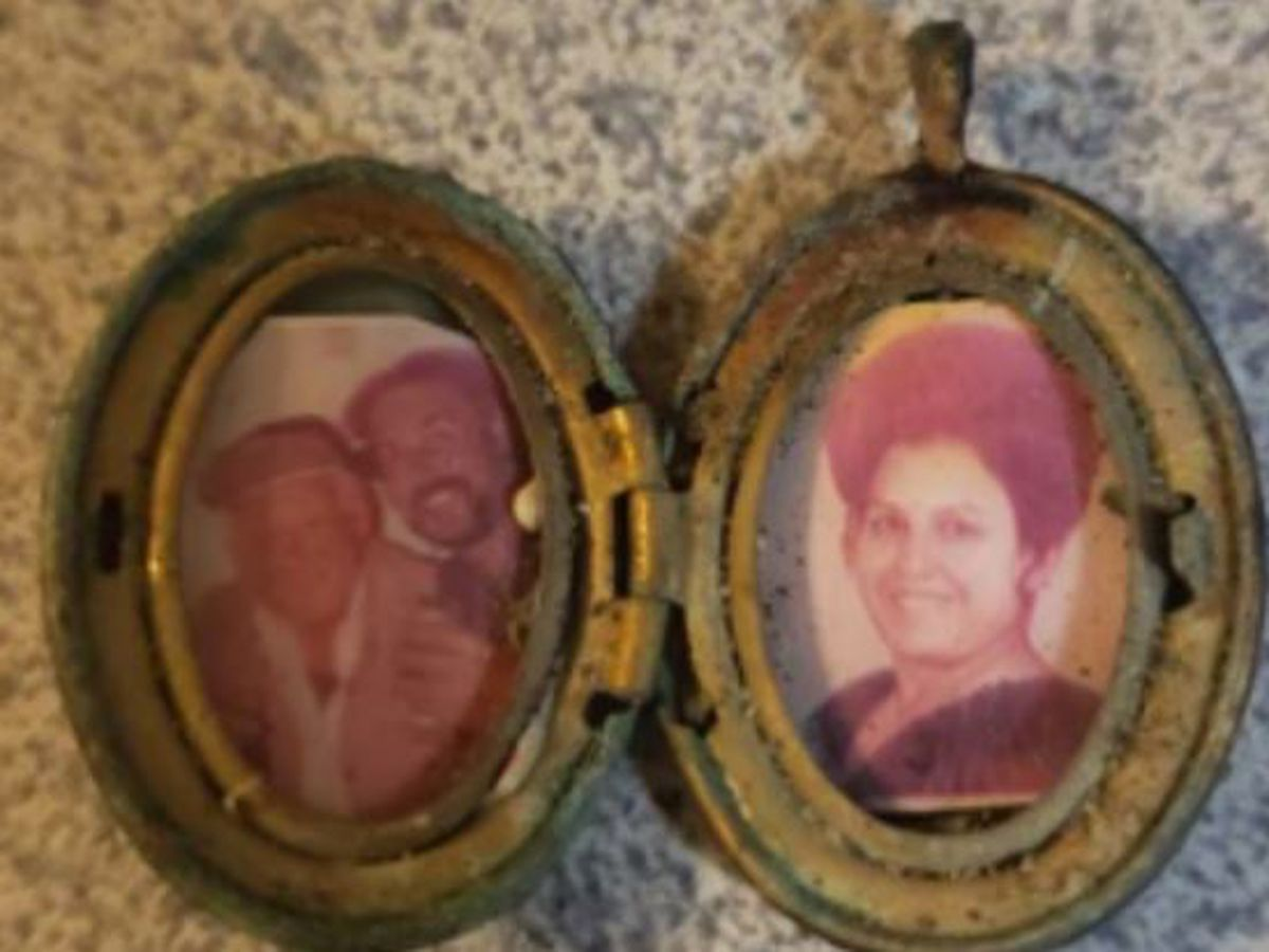 Do you know who this old locket belongs to?