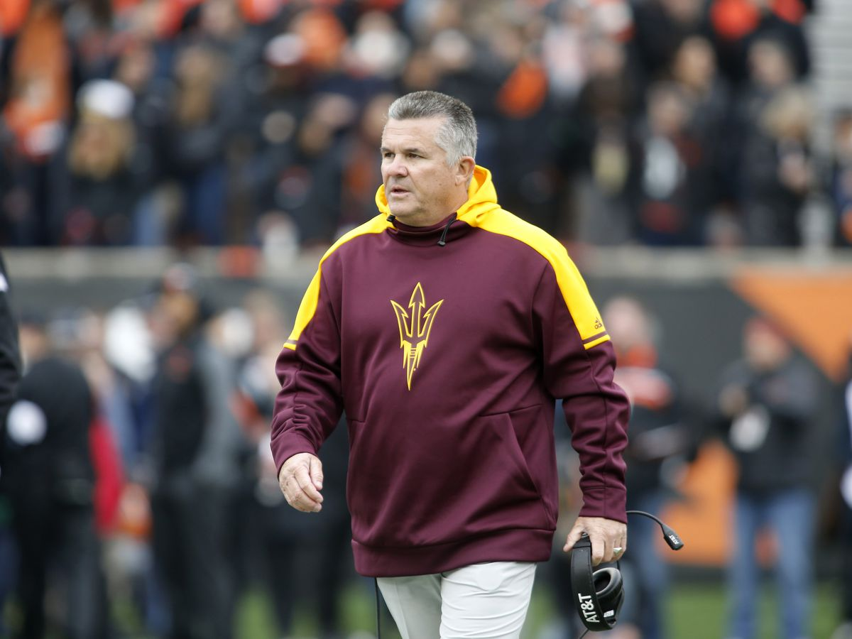 Former ASU football coach Todd Graham hired as head coach at Hawaii