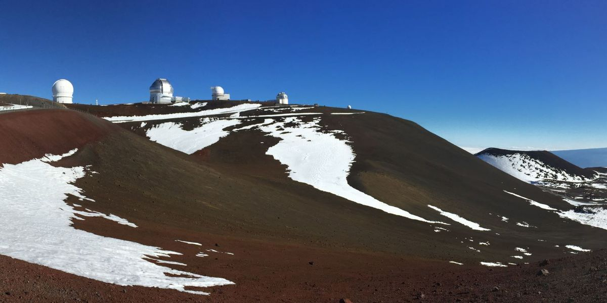 Mauna Kea officials grapple with increased visitor traffic