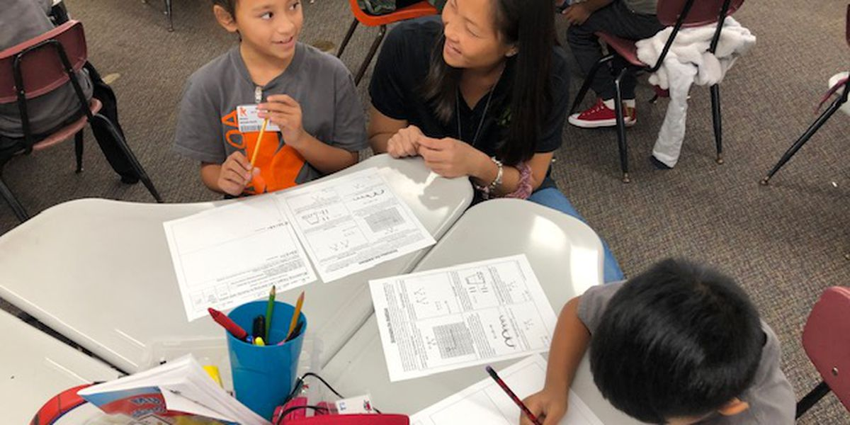 Kaimiloa Elementary's 'Visible Learning' program teaches children to be their own teachers
