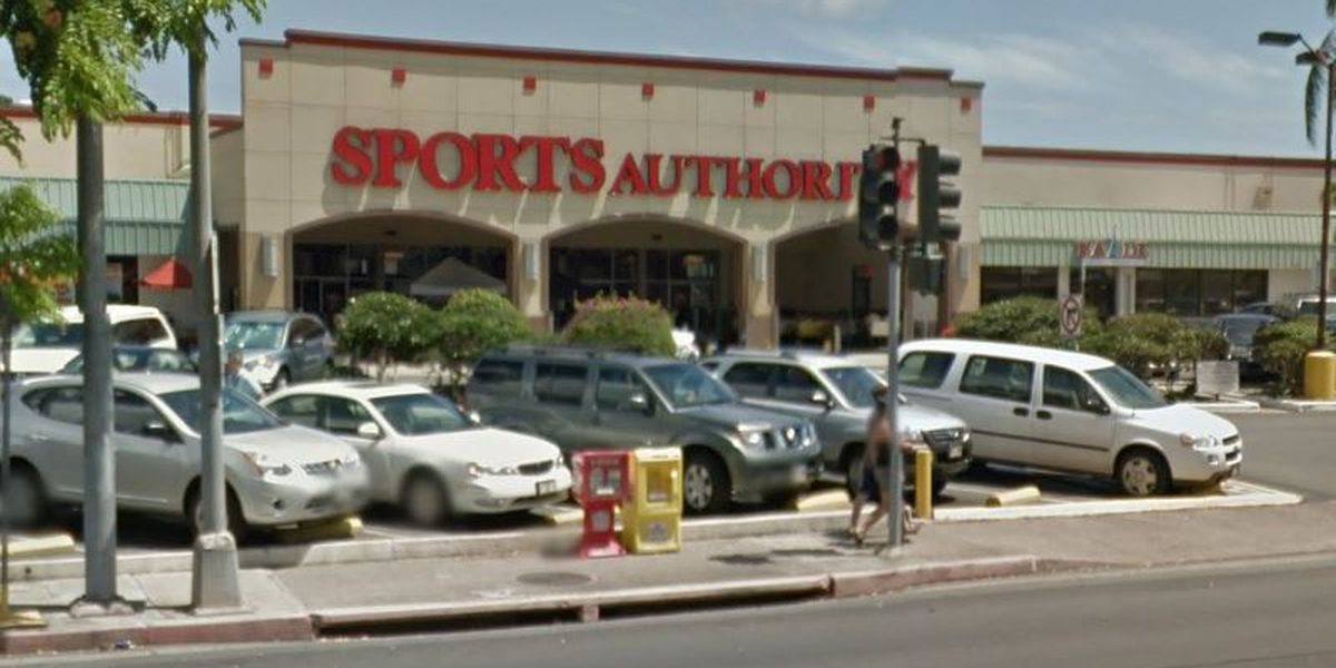 State urges Hawaii shoppers to use up gift cards, store credits at Sports Authority