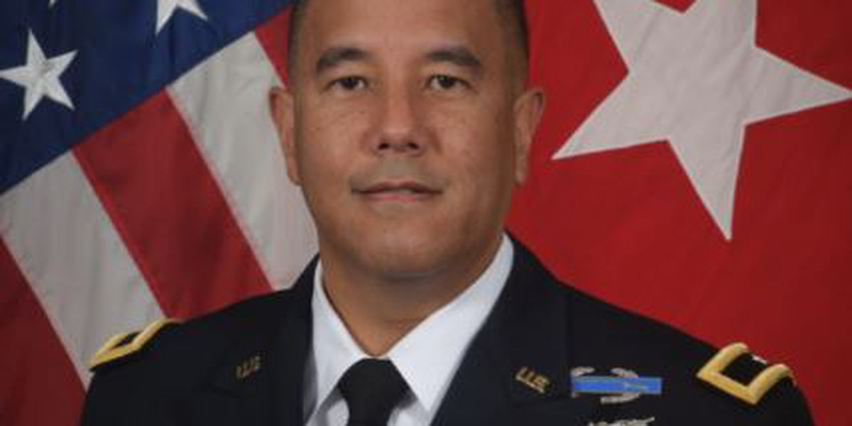Newly-appointed state adjutant general to step into role in December